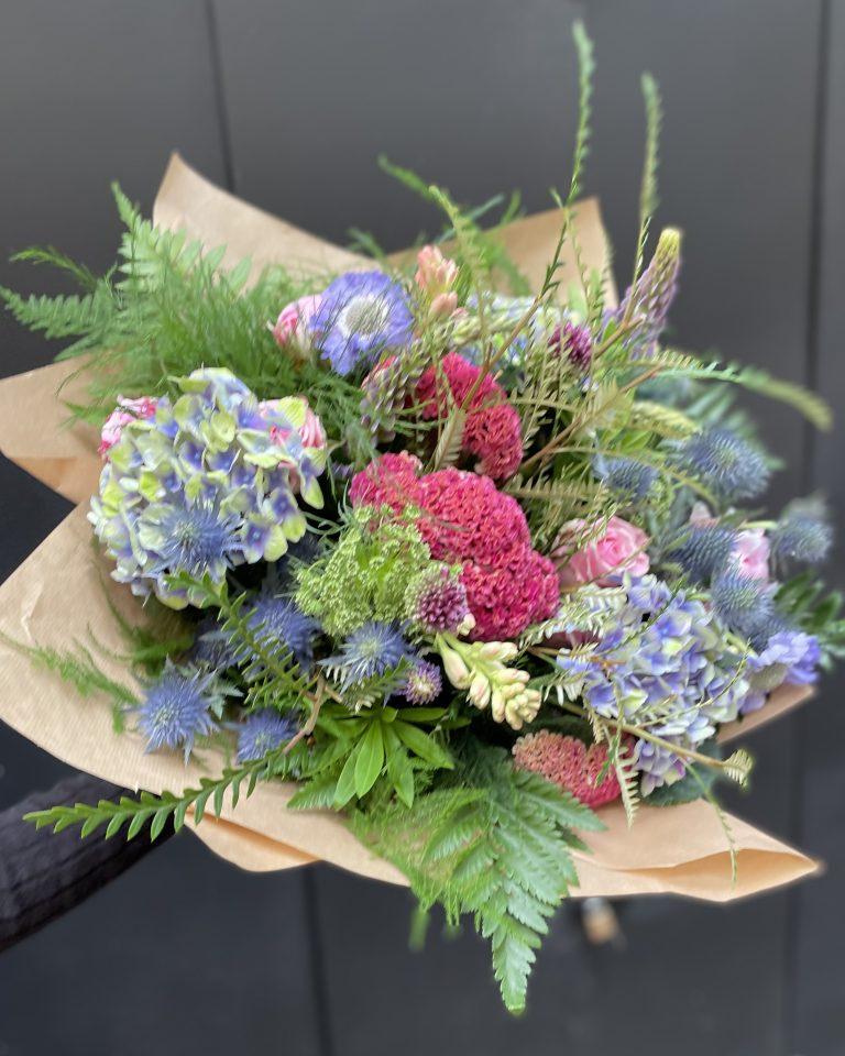 Handtied Botanique Blousy Bouquet