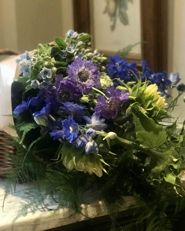 Botanique Floral Wrap